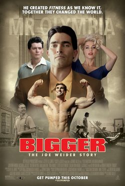 Cartel de Bigger (2018)