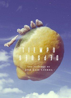 Cartel Teaser póster de 'Tiempo después'