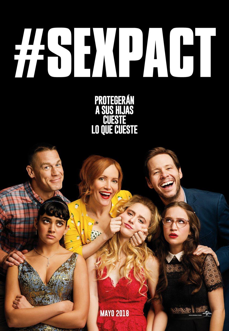 Cartel España de '#Sexpact'