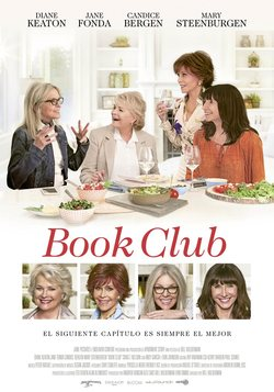 Cartel de Book Club