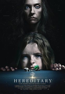 Cartel de Hereditary