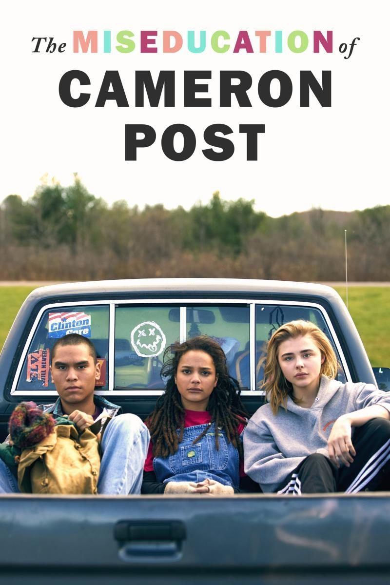 Cartel Estados Unidos de 'La (des)educacion de Cameron Post'