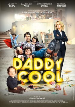 Cartel de Daddy Cool