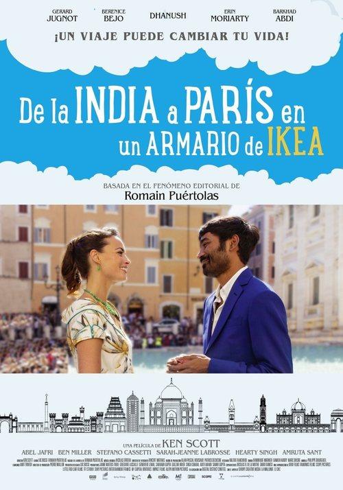 De la India a París en un armario de Ikea (2018)