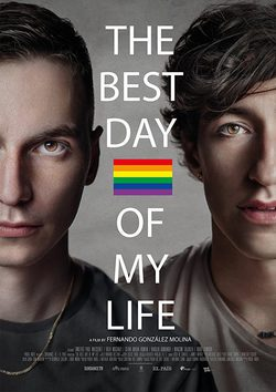 Cartel de The Best Day of My Life
