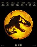 Cartel de Jurassic World: Dominion