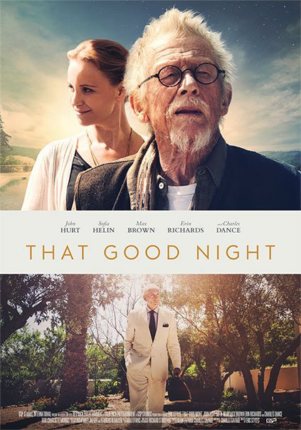 Cartel  de 'That good night'