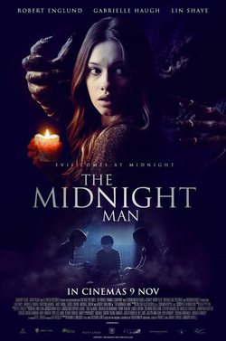 Cartel de The Midnight Man