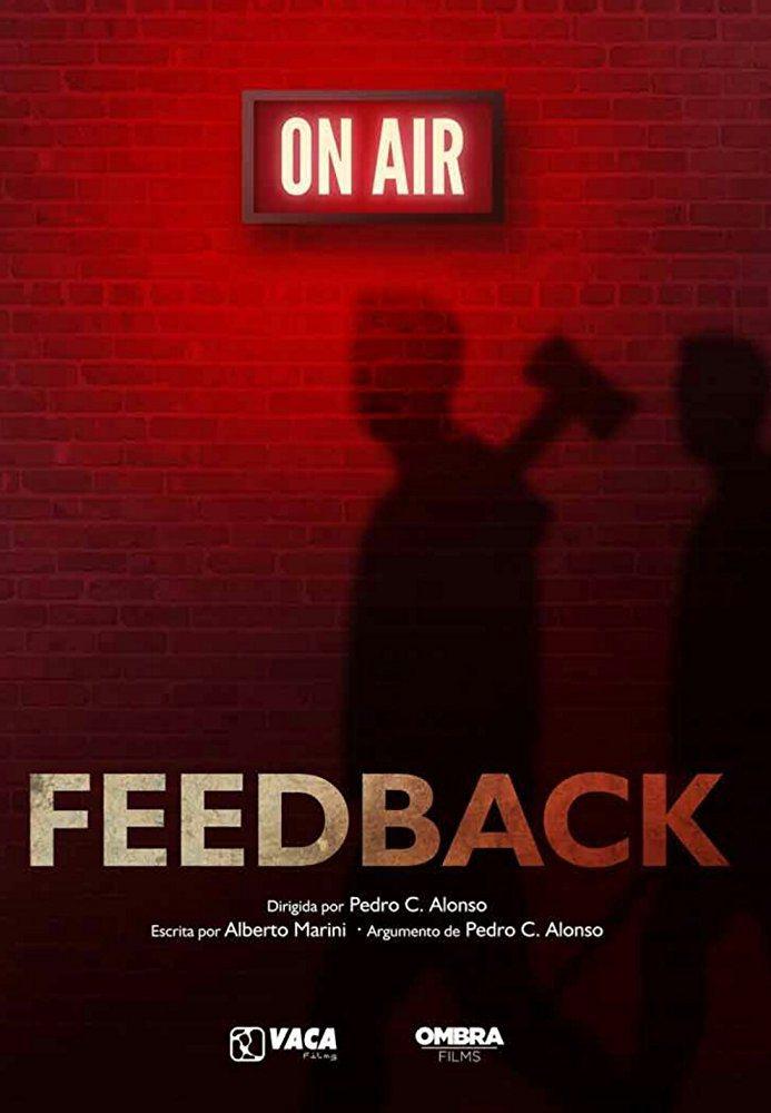 Cartel teaser póster de 'Feedback'