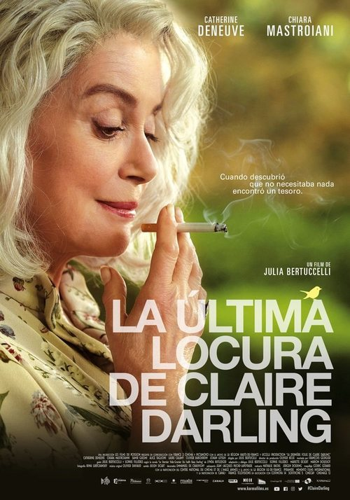 La última locura de Claire Darling (2018) streaming
