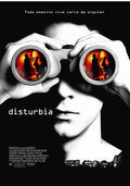 Cartel de Disturbia