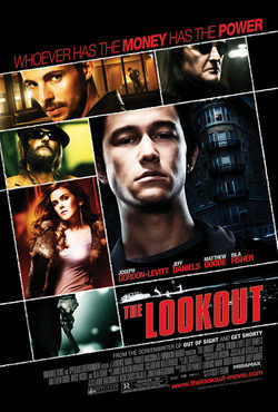 Cartel de The Lookout
