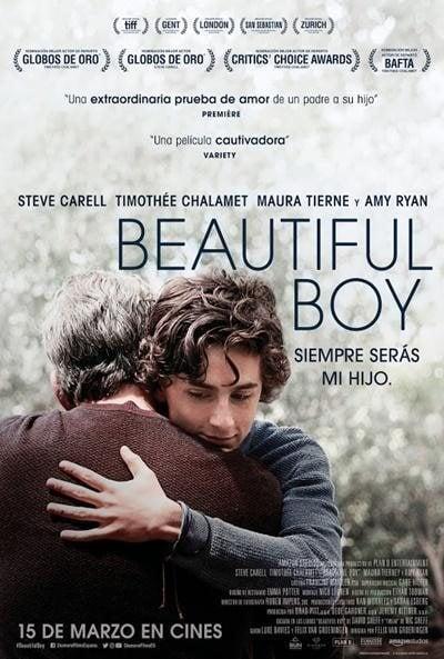 Beautiful Boy. Siempre serás mi hijo (2018)