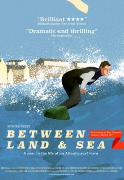Cartel Irlanda de 'Between Land and Sea'