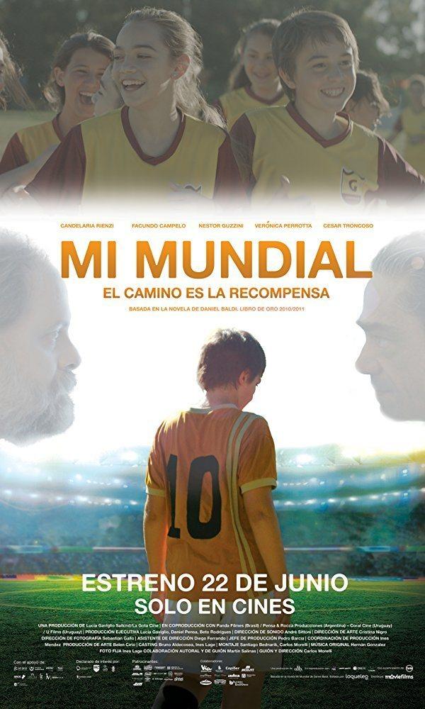Cartel España de 'Mi mundial'