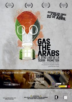 Cartel de Gas the Arabs
