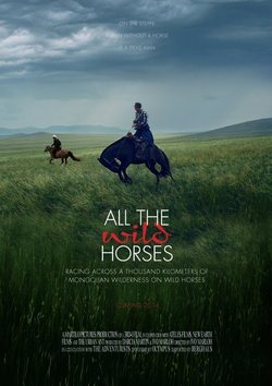 Cartel de All the Wild Horses