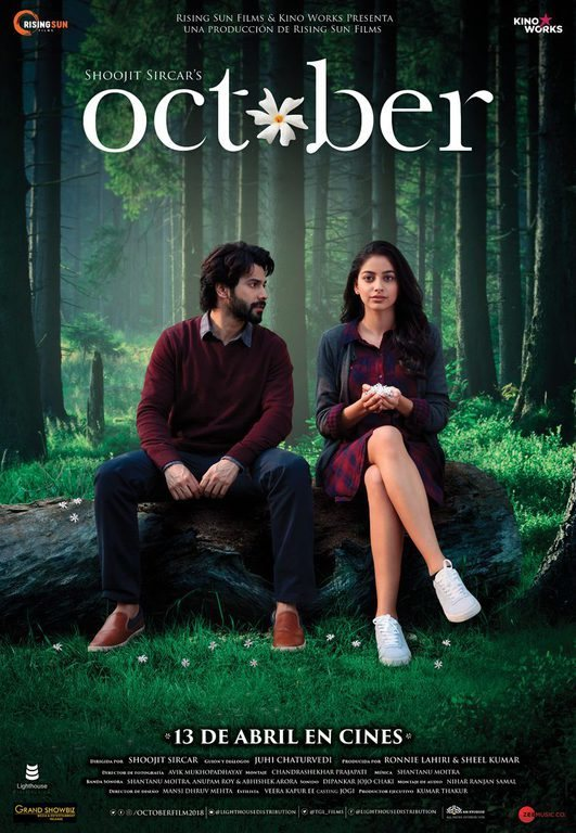 Cartel October de 'October'