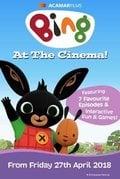 Bing at the cinema