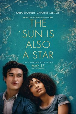 Cartel de The Sun Is Also a Star