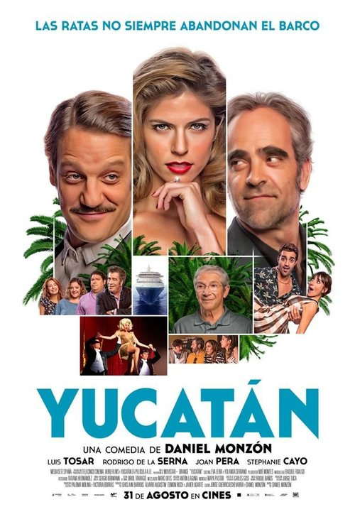 Yucatán 2018 Película Ecartelera