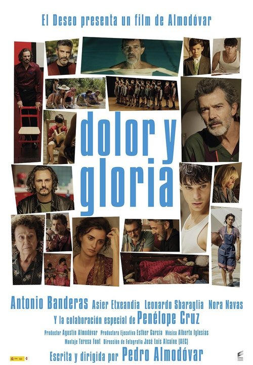 Dolor y gloria (2019) streaming