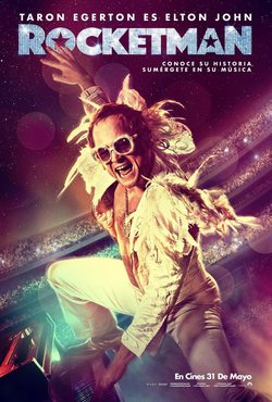 Cartel de Rocketman