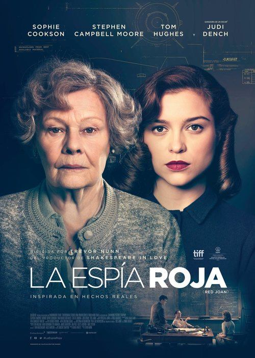 La espía roja (Red Joan) (2018)