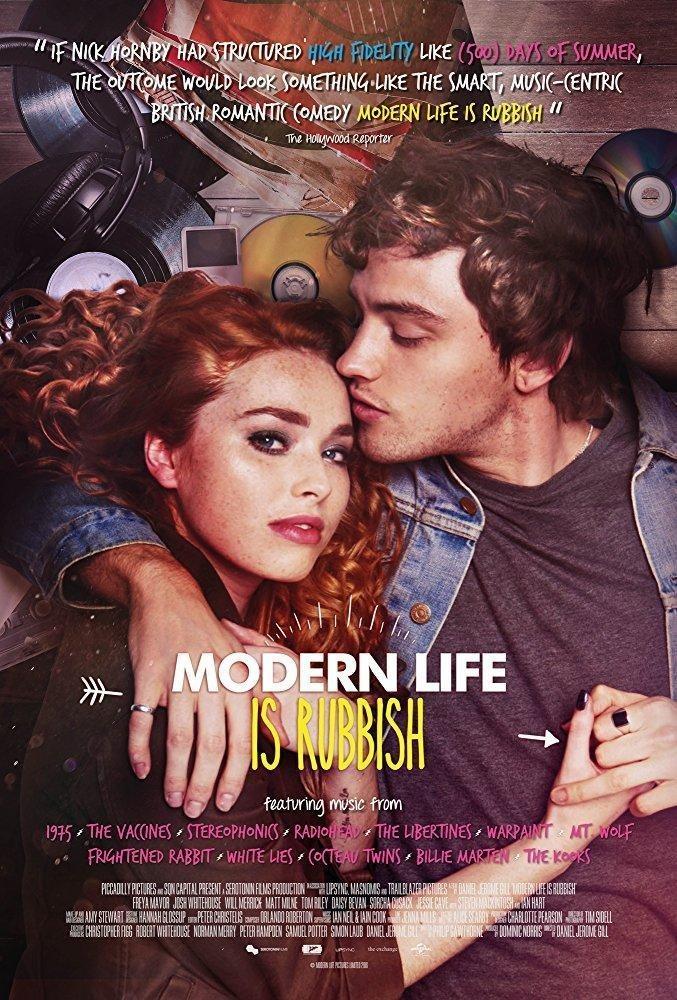 Cartel Póster de 'Modern Life Is Rubbish'
