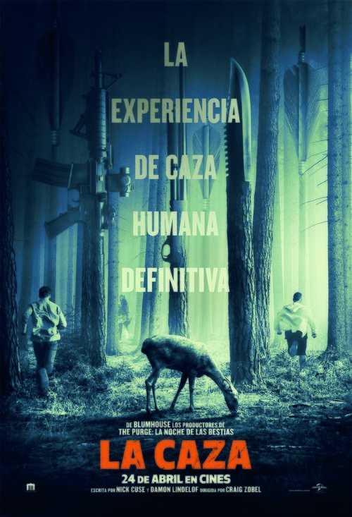La caza (2019) - Película eCartelera
