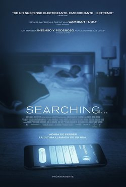 Cartel de Searching