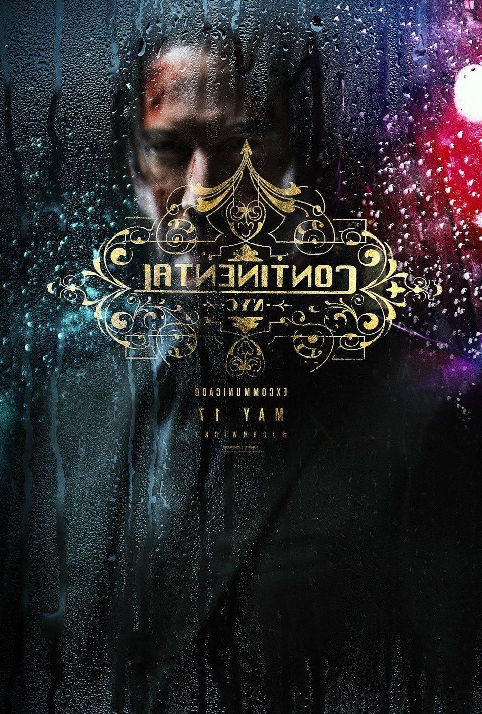Cartel Teaser Poster 'John Wick 3: Parabellum' #2 de 'John Wick: Capítulo 3 - Parabellum'