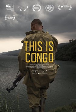 Cartel de This is Congo