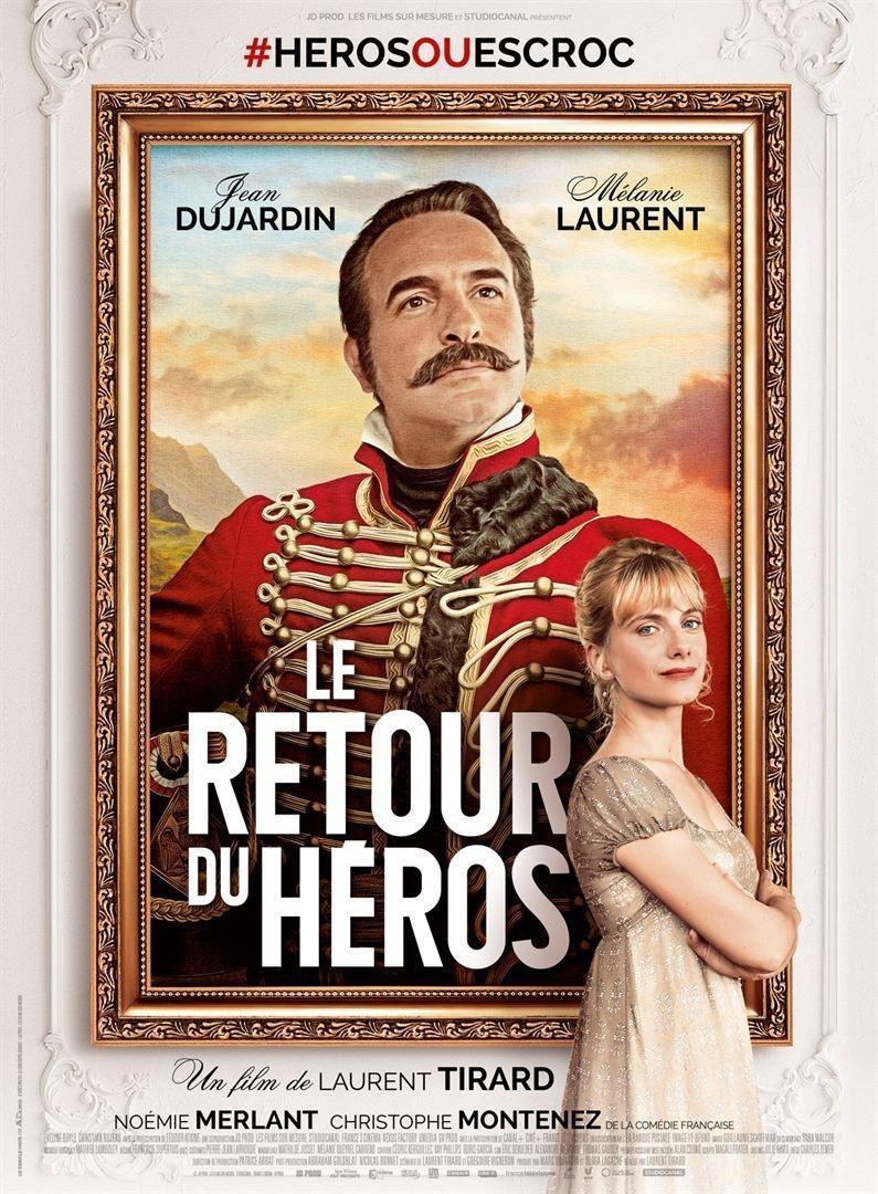 Cartel Le retour du héros de 'Un seductor a la francesa'