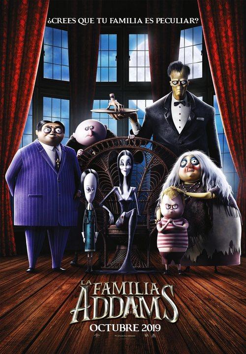 La familia Addams (2019)