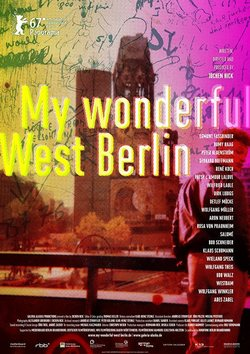 Cartel de My Wonderful West Berlin