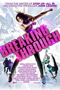 Cartel de Breaking Through