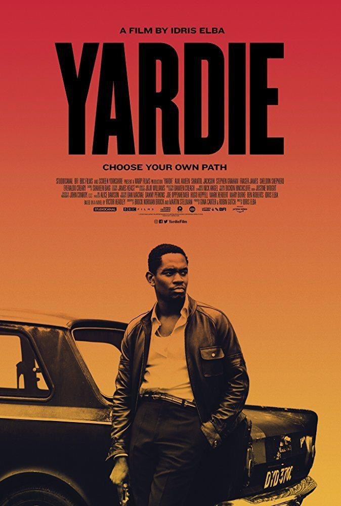 Cartel Yardie de 'Yardie'