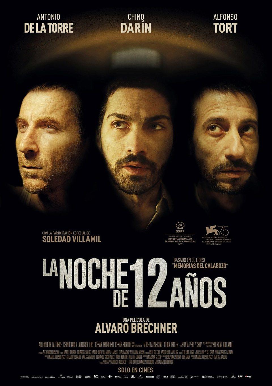 Cartel Uruguay #2 de 'La noche de 12 años'