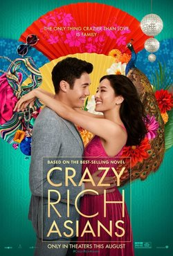 Cartel de Crazy Rich Asians