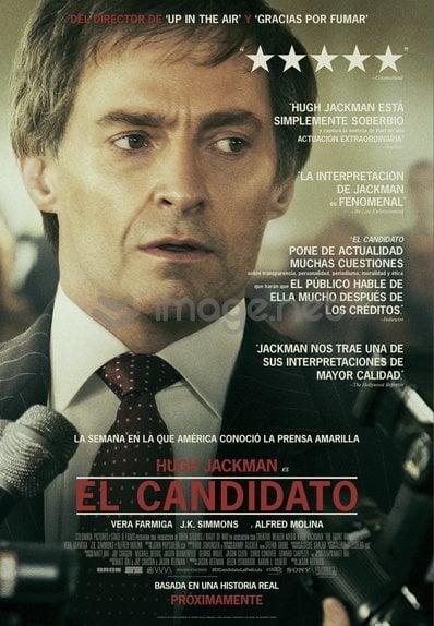 Cartel EL CANDIDATO de 'El candidato'