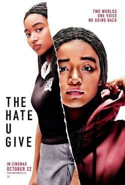 Cartel de The Hate U Give