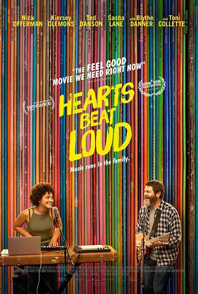 Cartel Póster de 'Hearts Beat Loud'