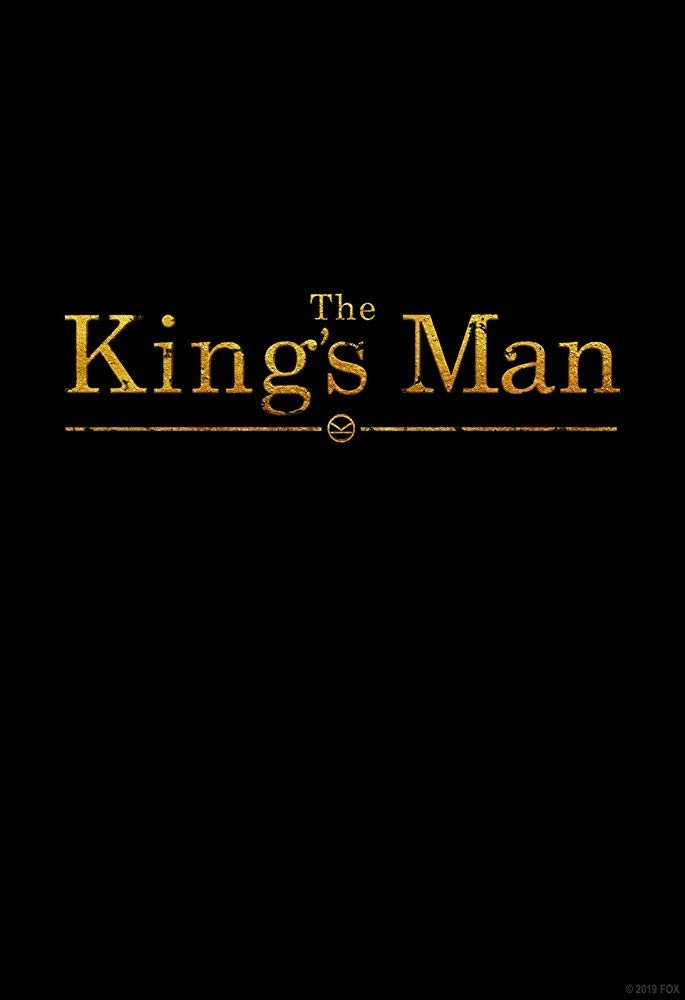 Cartel Teaser título de 'The King's Man: La Primera Misión'