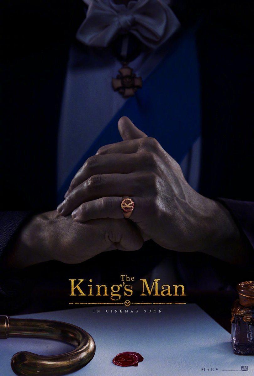 Cartel Póster de 'The King's Man: La Primera Misión'