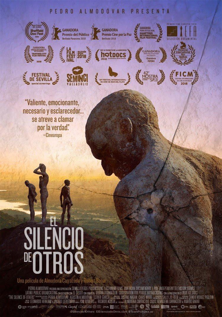Cartel El silencio de los otros de 'El silencio de otros'