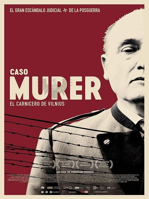Caso Murer: El carnicero de Vilnius (2018)