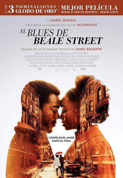 Cartel de El blues de Beale Street