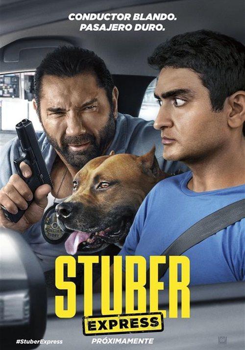 Stuber Express (2019)