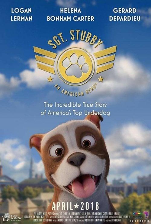 Sargento Stubby, un héroe muy especial (2028)